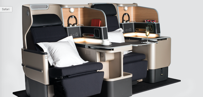 qantas a330 business class marc newson