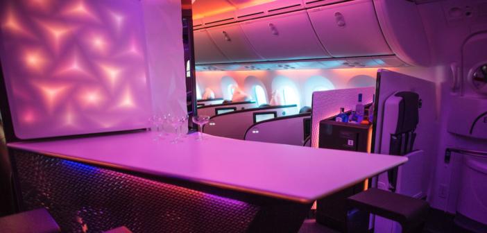 Virgin Atlantic Dreamliner - Aircraft Interiors International