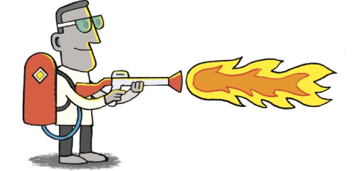 Aircraft cabin materials flammability: expert insights