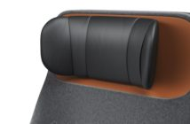 Haeco arc headrest
