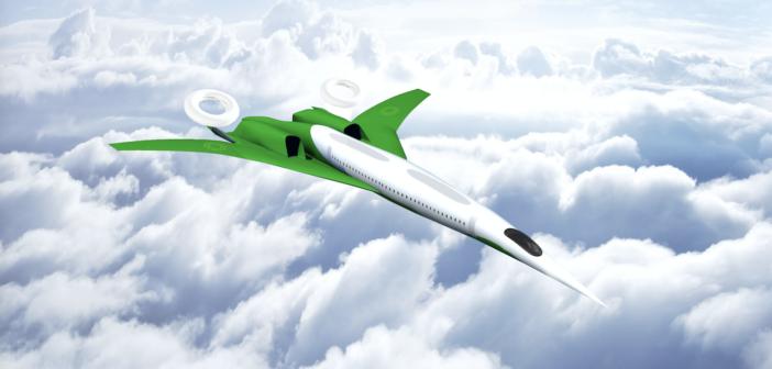 dsign vertti supersonic jet