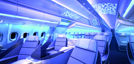 Airspace by Airbus - Aircraft Interiors International