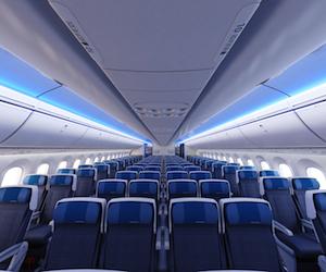 Ana Boeing 787 Dreamliner Aircraft Interiors International