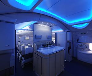 ANA Boeing 787 Dreamliner - Aircraft Interiors International