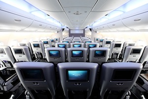 British Airways A380 And 787 Aircraft Interiors