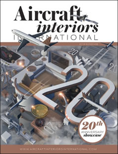 Aircraft Interiors International Showcase
