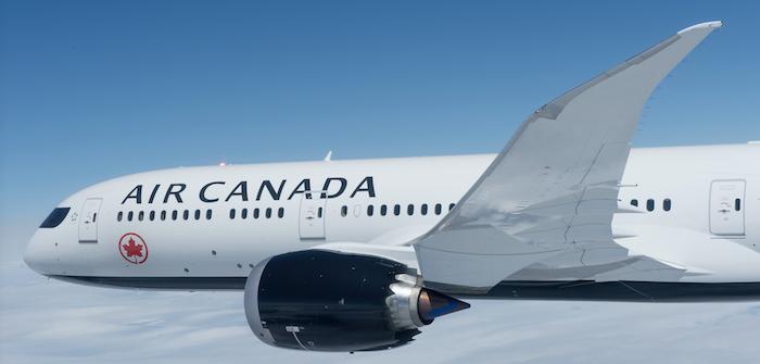 St Aerospace Lands A Dream Interiors Job With Air Canada Aircraft