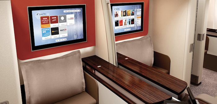 Garuda Indonesia selects Avant IFE for A330neo - Aircraft Interiors