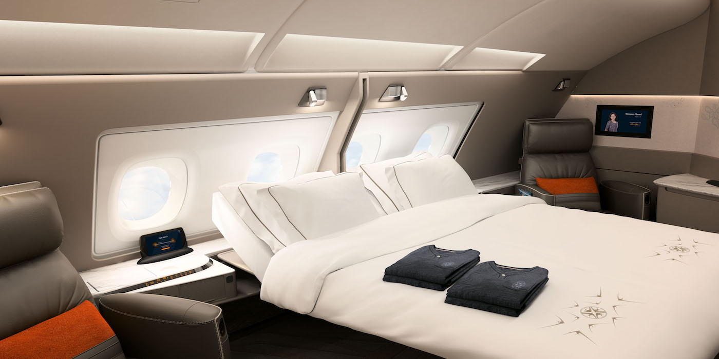 24 aircraft interiors innovations you should be watching
