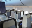 Inside flydubai's Boeing 737 MAX 8 cabin