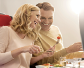 Austrian Airlines and Lufthansa trial inflight retail service