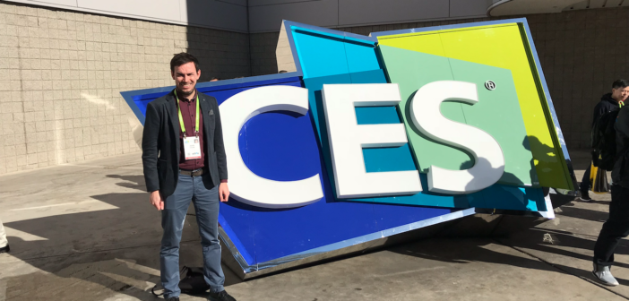 John Tighe from JPA Design visited the Consumer Electronics Show (CES) in Las Vegas in search of trends for the aircraft cabin interior design industry