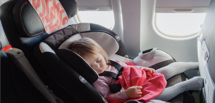 scientists are working to improve the safety of child car seats