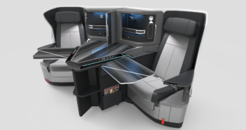 The Jamco Venture will be fitted to KLM's Boeing 787-10 Dreamliners