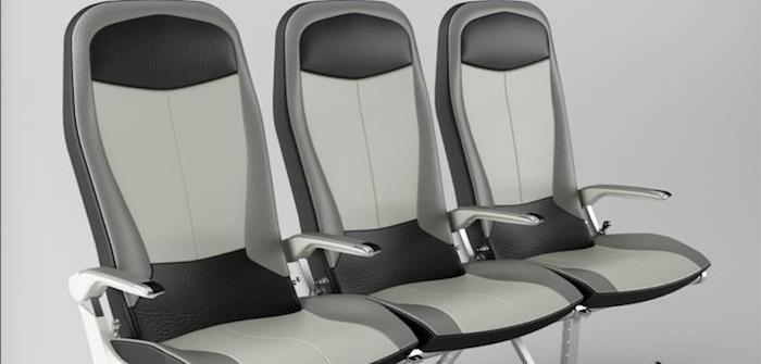 Essenza economy class seat lures three major customers