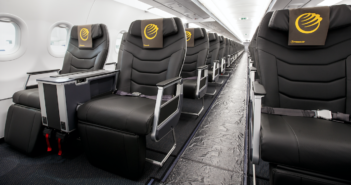 Latvian low-cost carrier, Primera Air has taken delivery of its first Airbus A321neo, fitted with Series 7 seats from Acro Aircraft Seating