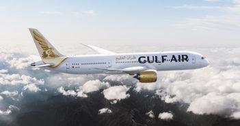 Gulf Air Boeing 787 Dreamliner
