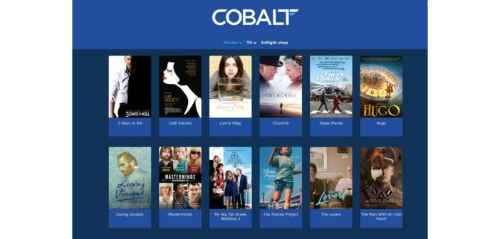 Cobalt Air adds IFE across A320/A319 fleet, using portable wireless platform
