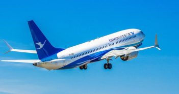 First Boeing 737 Max for Xiamen Airlines