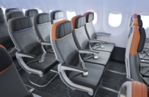 JetBlue is installing new aircraft interiors on its Airbus A320 fleet