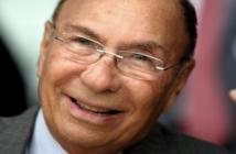 serge Dassault, CEO of Dassault Aviation