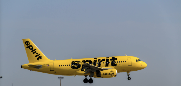 Spirit Airlines' A319, A320 and A321 aircraft will be fitted with Thales FlytLIVE connectivity