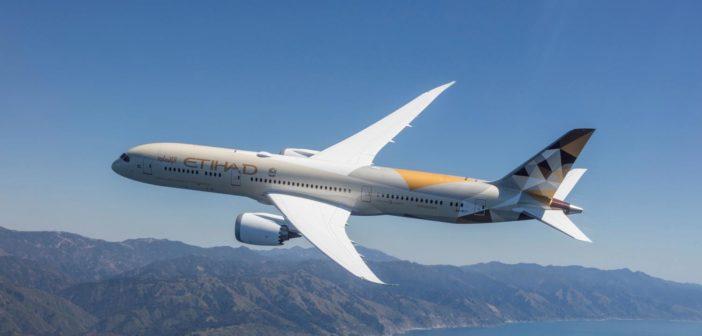 Etihad Airways chooses Boeing crew management solutions