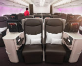First Virgin Atlantic A330-200 cabin completed
