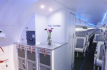 Delta Air Lines Becomes Launch Operator of bombardier CRJ900 ATMOSPHÈRE Cabin