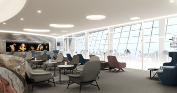 Moscow business lounges help FIFA World Cup fans arrive in style
