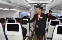 Spatial, a Dubai-based cabin crew training simulator manufacturer, has been commissioned by Flywings Simulator Training Centre (FWSTC),one of India's major providers of crew training services, to supply an A321 mid-cabin exit trainer