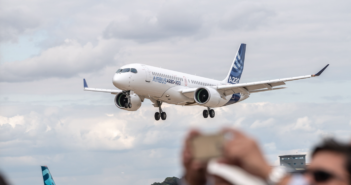 Eric Schulz, Airbus Chief Commercial Officer, talks about the A220, the latest member of the Airbus Family and market potential for this new aircraft