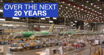 Boeing has released its 2018 Commercial Market Outlook and the company predicts a strong future for aviation, with US$15 trillion to be spent on new airplanes and commercial services over the next 20 years