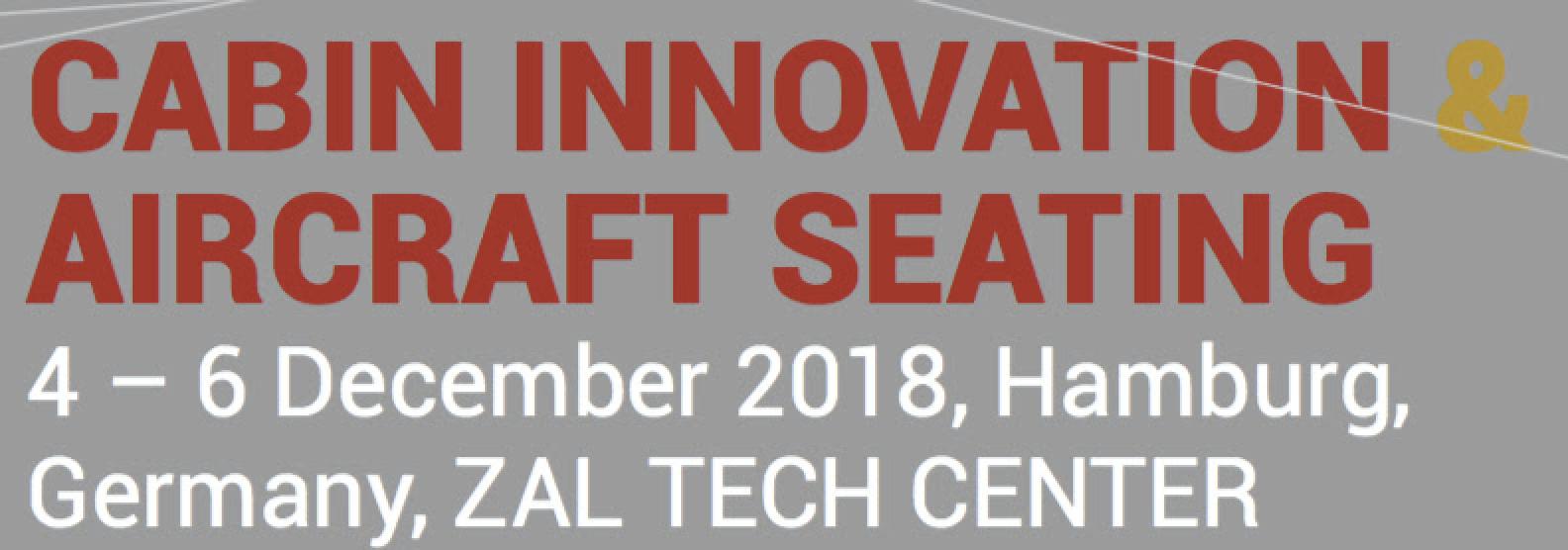 Cabin Innovation & Aircraft Seating ZAL Hamburg