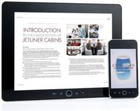 Jetliner Cabins: Evolution and Innovation by Jennifer Coutts Clay