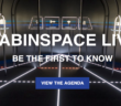 Visitors to Aircraft Interiors Expo in Boston(AIX) will be interested in the agenda for the CabinSpace LIVE Seminar Theater