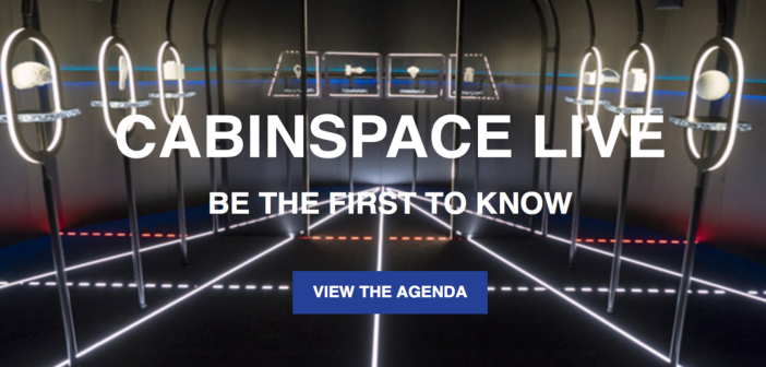 Visitors to Aircraft Interiors Expo in Boston (AIX) will be interested in the agenda for the CabinSpace LIVE Seminar Theater