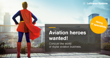 Lufthansa Systems seeks to recruit IT talent