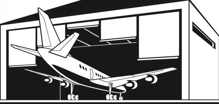 aircraft mro hangar