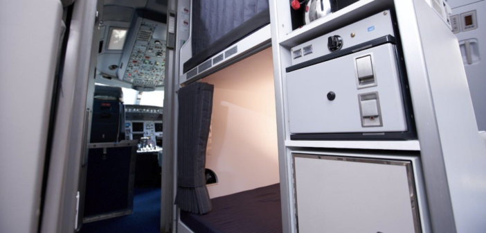 ACM Aircraft Cabin Modification and Elbe Flugzeugwerke (EFW), have been busy over the past 12 months, developing what they claim are the largest flight crew rest compartments in cargo aircraft