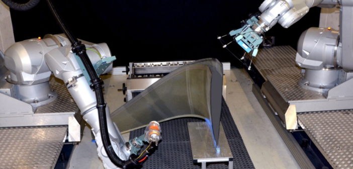 FACC is developing a new generation of inspection robots, which will be used for a vast range of inspection tasks – without programming effort.