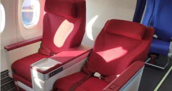 Recaro CL5710 finds first Chinese customer with Shenzhen Airlines