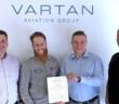 Vartan Aviation Group opens FAA certified Repair Station in Seattle