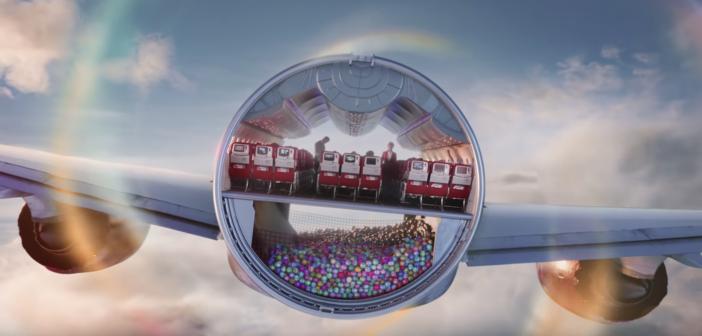 Join Virgin Atlantic for a 'trip' in the Dreamliner