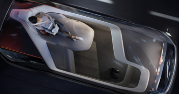 Volvo Cars' new 360c autonomous concept: why fly when you can be driven