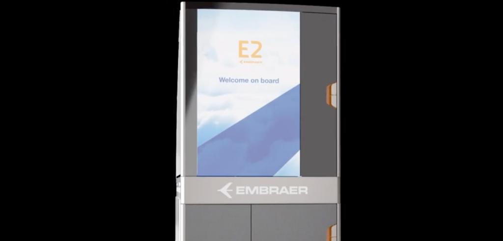 Embraer E2 entry