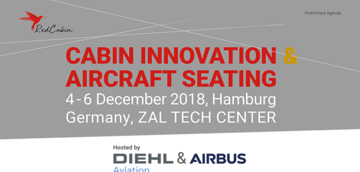 Cabin and seating conference announced