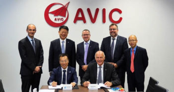 Cooperation between AVIC Cabin Systems and Diehl Aviation