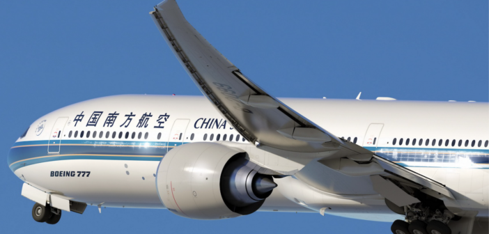China Southern to equip new B777-300ER fleet with Solstys seat