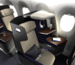 Skylounge Core business class seat, due for launch in 2019